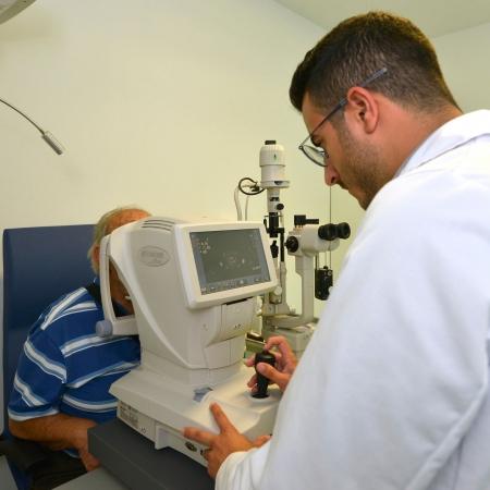 Operación de retina en Cantabria