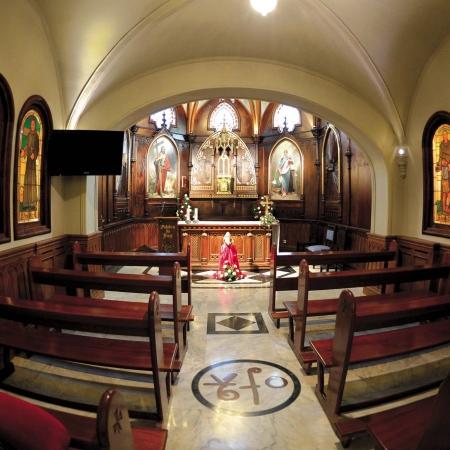 Servicio de asistencia espiritual y religiosa