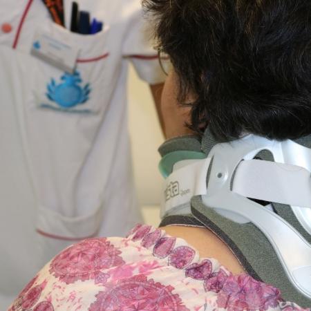 Atención a lesionados de tráfico en Cantabria
