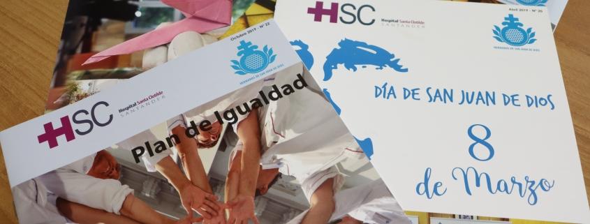 Revistas HSC