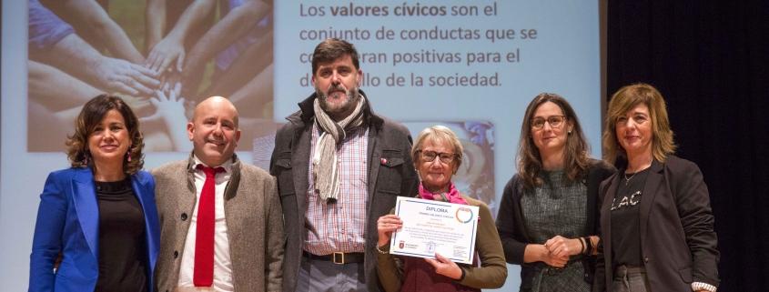 Premio Valores Cívicos